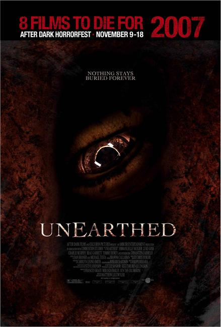 After Dark Horrorfest: Unearthed Photos + Posters