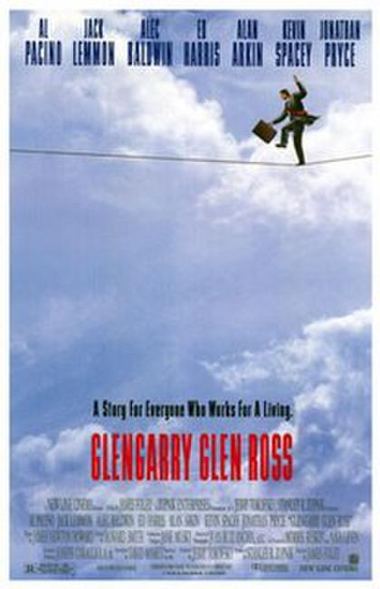 Glengarry Glen Ross / American Buffalo Photos + Posters