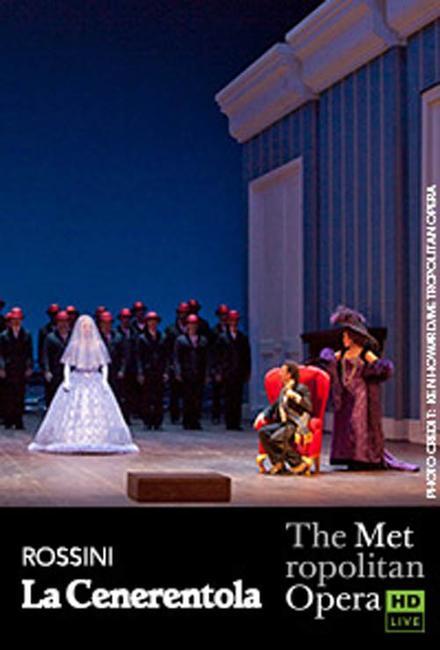 The Metropolitan Opera: La Cenerentola Photos + Posters