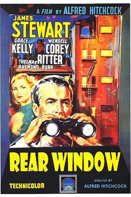 Rear Window / Dial M for Murder Photos + Posters