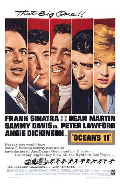 Ocean's Eleven / Pal Joey Photos + Posters