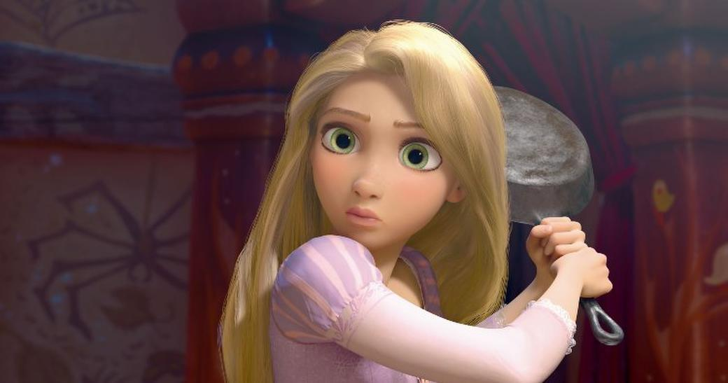 Tangled 3D Photos + Posters