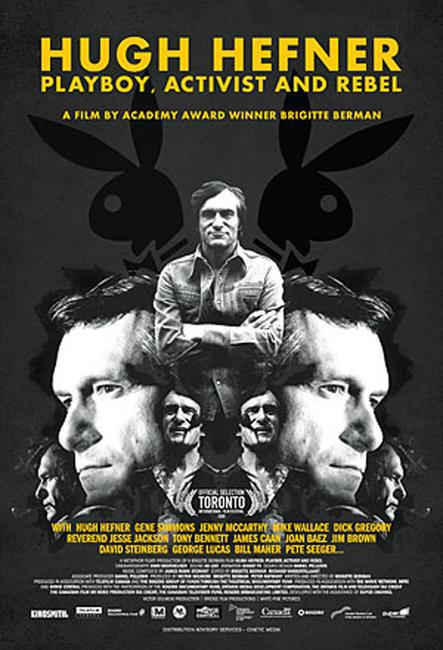 Hugh Hefner: Playboy, Activist and Rebel Photos + Posters