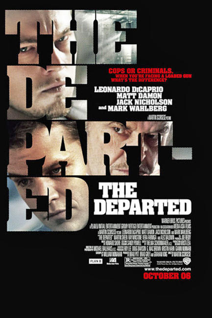 Departed / Gangs of New York Photos + Posters