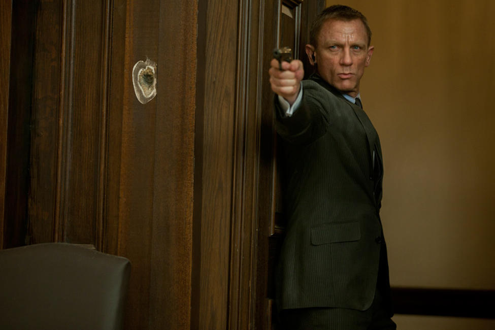 Skyfall Photos + Posters