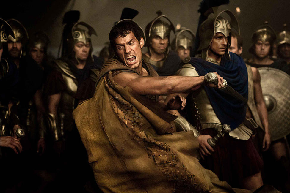 Immortals 3D Photos + Posters