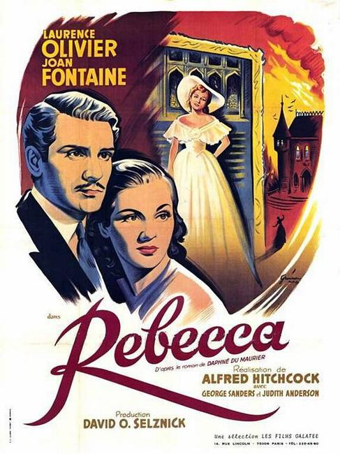 Rebecca / The 39 Steps Photos + Posters
