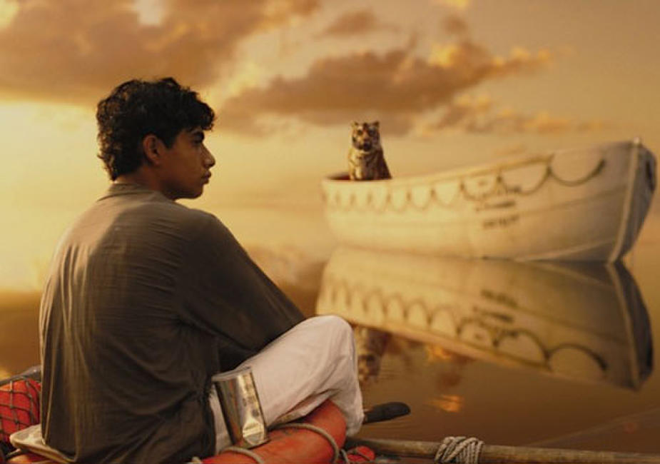 Life of Pi Photos + Posters