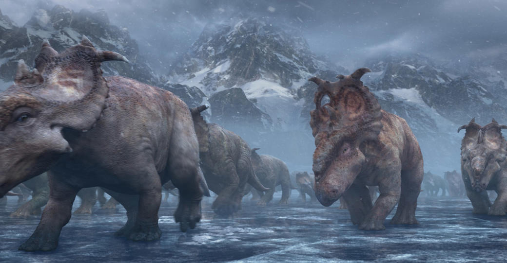 Walking With Dinosaurs 3D Photos + Posters