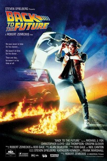 Back To The Future / Who Framed Roger Rabbit? Photos + Posters