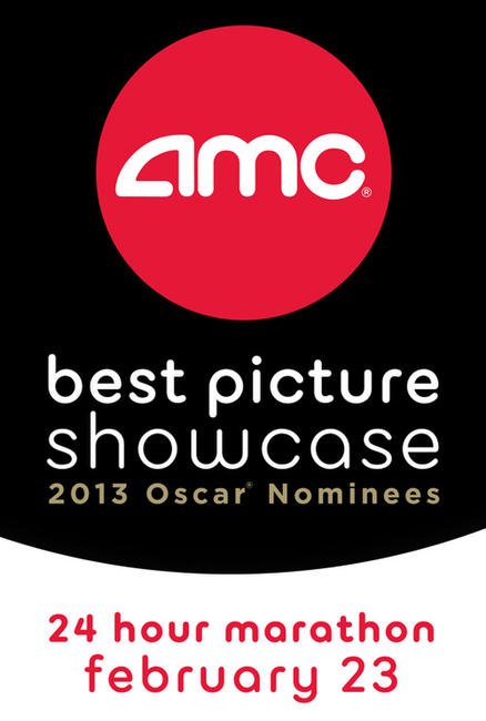 AMC Best Picture Showcase: 2013 Oscar® Nominees – Marathon Photos + Posters