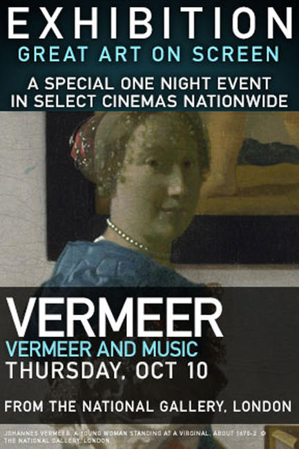 EXHIBITION: Vermeer and Music: The Art of Love and Leisure Photos + Posters