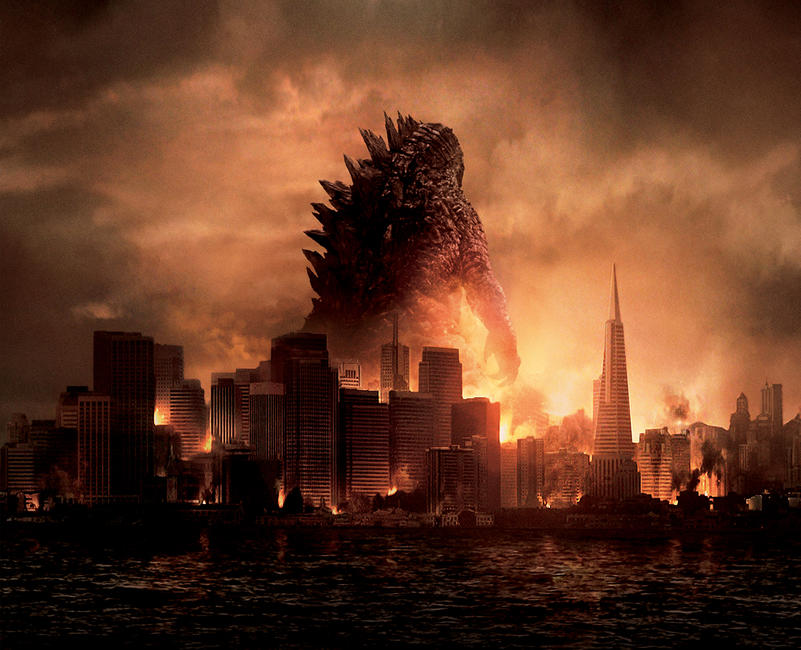 Godzilla: An IMAX 3D Experience Photos + Posters