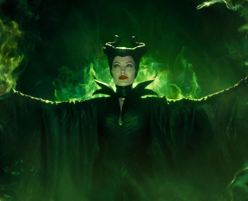 Maleficent 3D Photos + Posters