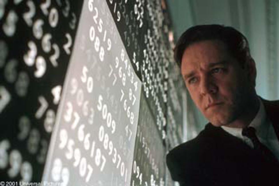 A Beautiful Mind Photos + Posters