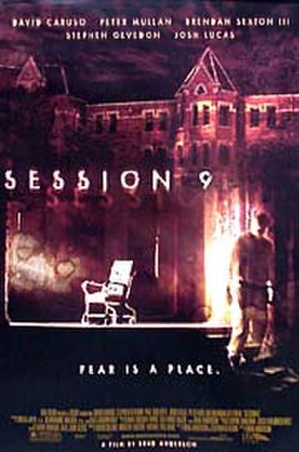 Session 9 Photos + Posters