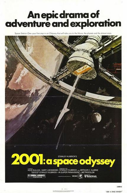 2001: A Space Odyssey Photos + Posters