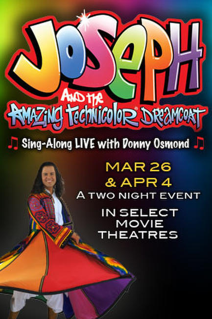 Joseph and the Amazing Technicolor Dreamcoat Photos + Posters