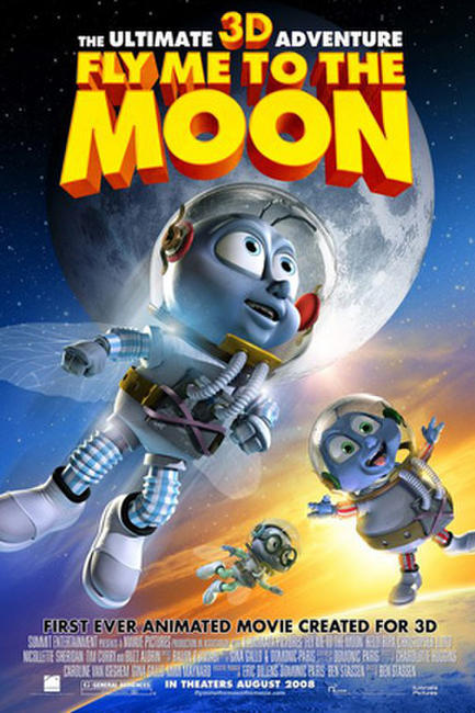 Fly Me to the Moon 3-D Photos + Posters