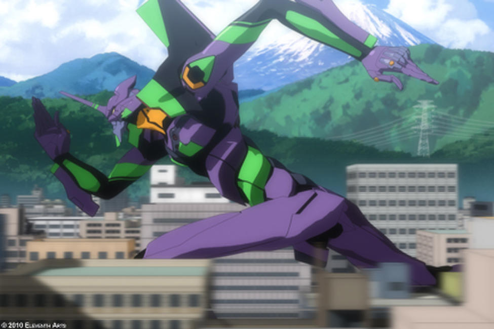 Evangelion 2.0: You Can (Not) Advance Photos + Posters