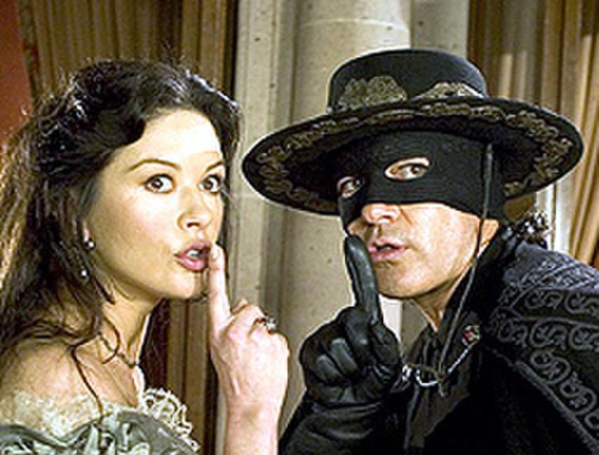 The Legend of Zorro Photos + Posters