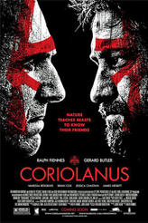Coriolanus showtimes and tickets