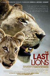 The Last Lions showtimes and tickets