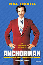 Anchorman: The Legend of Ron Burgundy showtimes and tickets