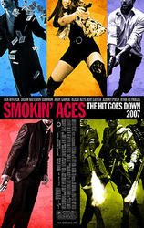 Smokin' Aces showtimes and tickets