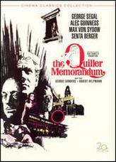 The Quiller Memorandum showtimes and tickets