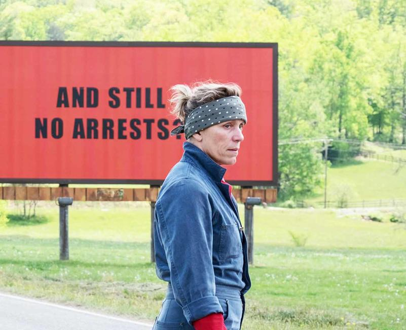 Image result for three billboards movie stills