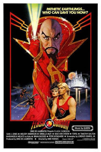 Flash Gordon/ Battle Beyond the Stars Photos + Posters