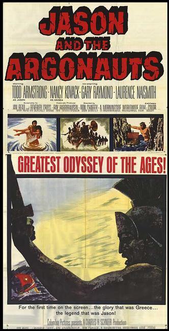 Jason and the Argonauts / Jack the Giant Killer Photos + Posters