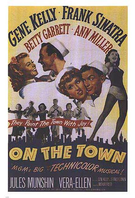On The Town / Anchors Aweigh Photos + Posters