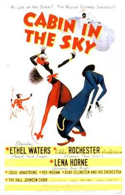 Cabin in the Sky / The Wiz Photos + Posters