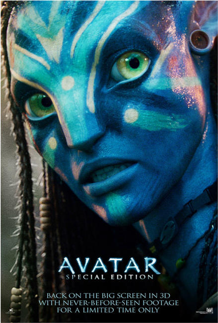 Avatar: Special Edition 3D Photos + Posters