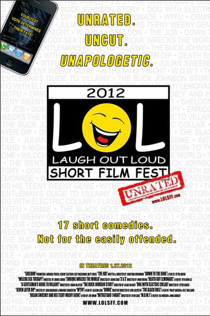 Laugh Out Loud Short Film Festival Photos + Posters
