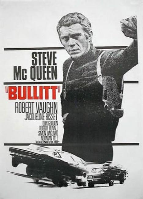 Bullitt / The Hunter Photos + Posters