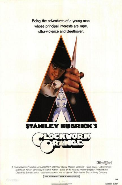 A Clockwork Orange / Time After Time Photos + Posters