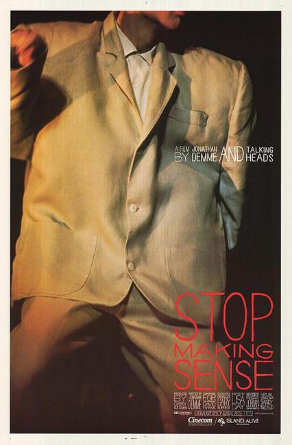 Stop Making Sense / Stax Revue Photos + Posters