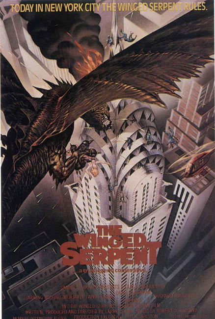 Alamo Drafthouse & Fandango Present – The Summer of 1982: Q the Winged Serpent Photos + Posters