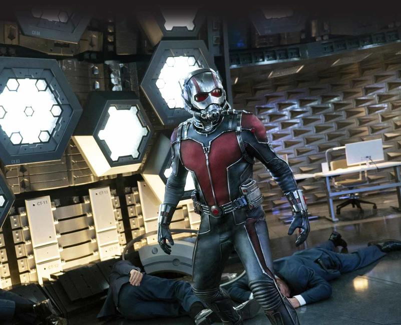Ant-Man (2015) Photos + Posters