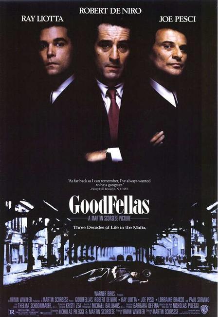 Goodfellas / Miller's Crossing Photos + Posters