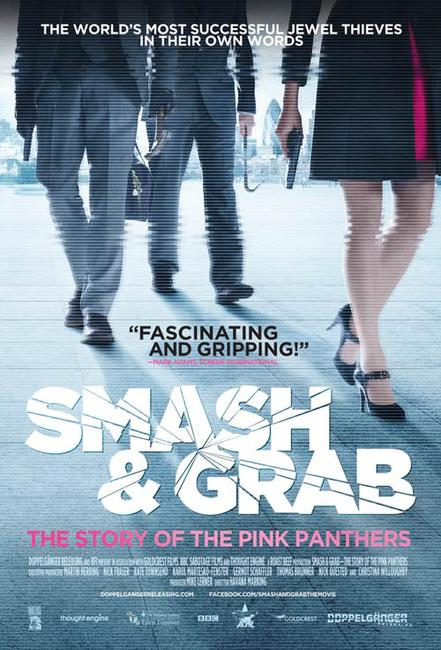 Smash & Grab: The Story of the Pink Panther Photos + Posters