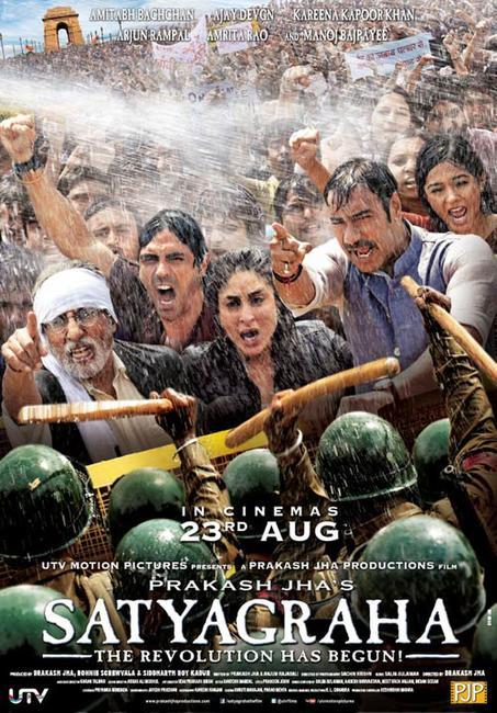 Satyagraha  Photos + Posters