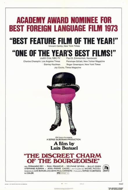 The Discreet Charm/Phantom O Photos + Posters