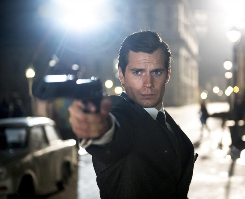 The Man From U.N.C.L.E. Photos + Posters