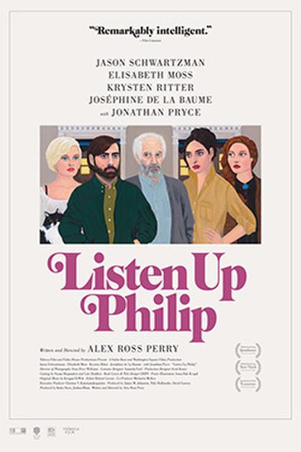 Listen Up Philip Photos + Posters