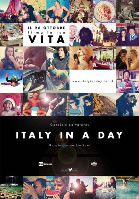 ITALY IN A DAY/QUIET BLISS Photos + Posters