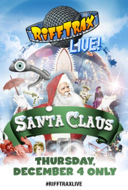 RiffTrax Live: Santa Claus Photos + Posters